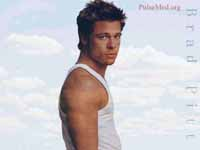 Brad Pitt Picture and Wall Paper